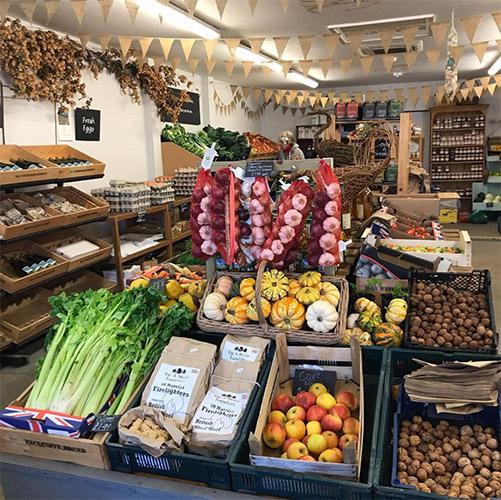 Page's Farm Shop
