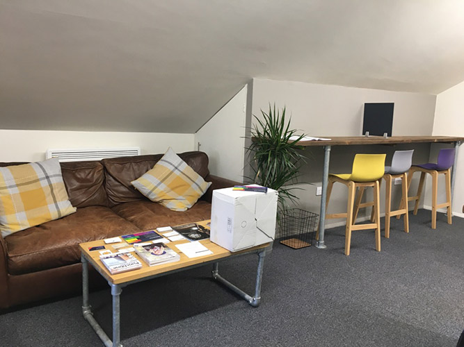 Chipping Campden Business Hub (CCBH)
